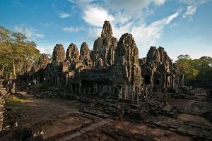 柬埔寨【移动-【跟团游】柬埔寨金边吴哥窟6天*经典之旅*湛江飞