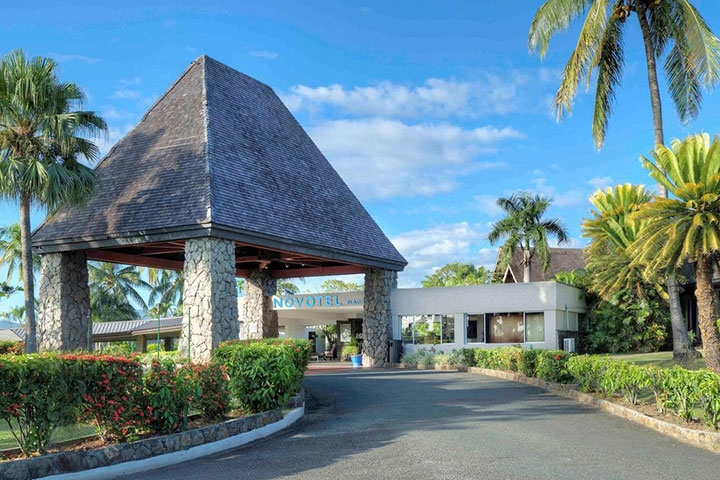 【自由行】斐济本岛6天*四晚连住诺富特酒店*等待确认<机+酒+接送机,香港往返>