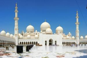迪拜-【跟团游】迪拜阿布扎比5天*三国之旅*广州往返