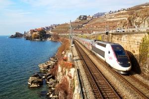 单机票-【当地玩乐】单订法国-瑞士LYRIA高速列车车票*二次确认