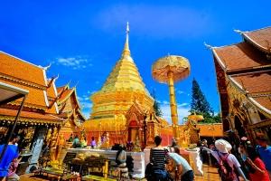 泰国-【自由行】泰国清迈5天*4晚亚摩拉酒店*广州往返*等待确认<南航直飞,比邻塔佩门豪华酒店>