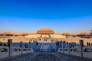 故宫-【跟团游】京津双城·北京天津双飞5天*故宫、八达岭、颐和园、天坛*纯玩*佛山