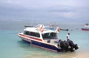 【当地玩乐】巴厘岛萨努尔港口至蓝梦岛往返船票.等待确认