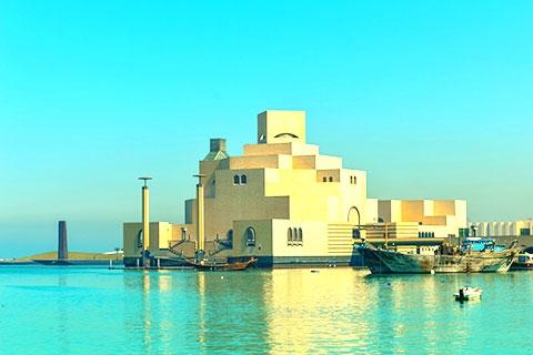 【典·休闲】卡塔尔6天*波斯湾珍珠,2022世界杯举办国<异域风情,建筑博览,人文荟萃,阿拉伯特色餐>