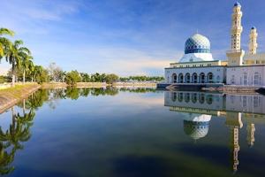东南亚-【典·休闲】马来西亚沙巴5/6天*星享*悠游沙巴<沙比岛+马努干岛联游,蓝色清真寺,充足自由活动时间,沙巴第一沙滩日落>