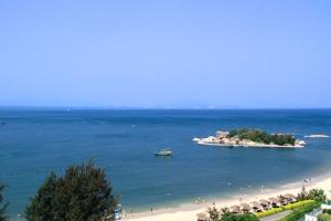 惠州-【海滩直通车】惠州巽寮湾2天*中航蓝海*高级酒店*海景标双