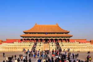 北京-【当地玩乐】【京味游】天安门+故宫+海碗居炸酱面+颐和园+鸟巢水立方纯玩一日游
