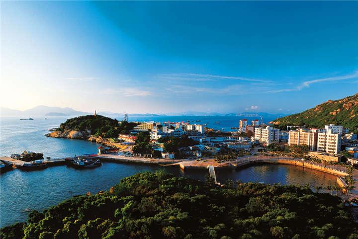 珠海外伶仃岛海馨酒店