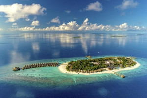 wifi-【自由行】马尔代夫(库达富士岛)6天*机+酒*广州往返*等待确认<一价全包、免费wifi、浮潜A级>
