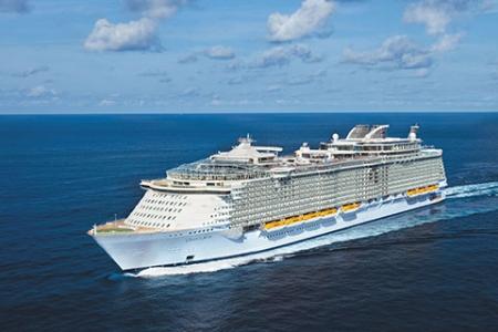 【全球至大22.7万吨游轮】皇家加勒比海洋和悦号美国西加勒比海11天(迈阿密-海地-墨西哥-牙买加)