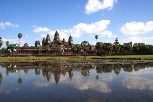 柬埔寨【移动-【尚·深度】柬埔寨、吴哥5天*旅拍*深度之旅<专业摄影师跟拍吴哥窟,吴哥窟三天门票>