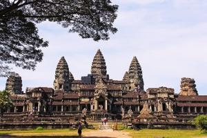 柬埔寨【移动-【跟团游】柬埔寨、吴哥5天*古城*深度优质之旅<佛山自组>