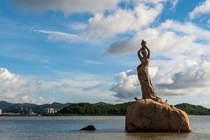 珠海长隆-【跟团游】珠海2天*长隆海洋王国、石景山、圆明新园、渔女雕像<佛山>
