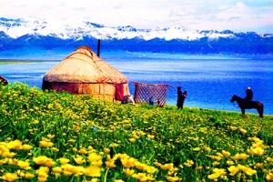 喀纳斯-【典·全景】新疆、伊犁、阿勒泰、吐鲁番、三飞8天*那拉提大草原*赛里木湖*喀纳斯*乌禾尔魔鬼城*葡萄沟<全景北疆>