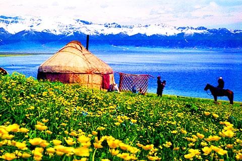 新疆.伊犁三飞8天<那拉提大草原.赛里木湖.喀纳斯>