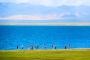 【尚·全景】青海、甘肃、兰州、德令哈、敦煌、嘉峪关、双飞6天*柴达木盆地*七彩丹霞*莫高窟鸣沙山*青海湖、情人湖<醉美青甘>