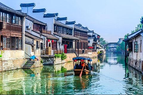 华东六市·扬州·双飞6天·乌镇南浔双水乡·夜游凤城河