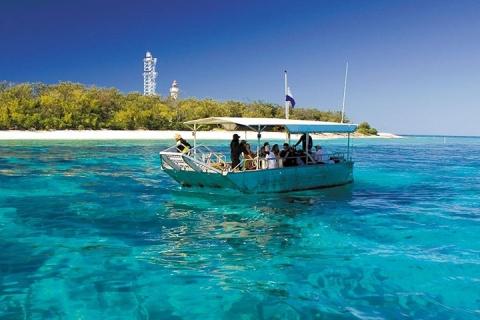 澳洲12天<专机游大堡礁.费沙岛.伊莉特夫人岛.墨尔本大学>