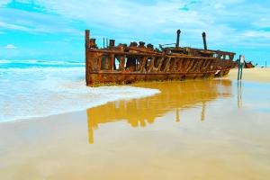 黄金海岸-【颂·深度】澳洲12天*大自然奇遇记*专机畅游伊莉特夫人岛外堡礁*彩虹费沙岛生态之旅*亲子纯玩<百年古董蒸汽火车,徒手制作木筏体验>