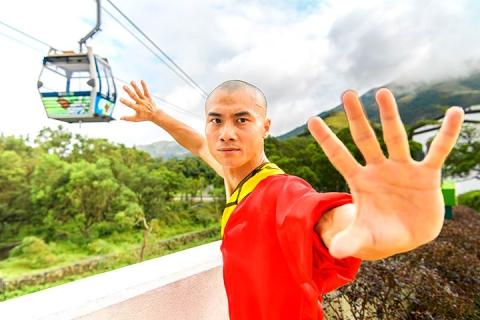 【休闲】香港昂坪2天*双程标准缆车*直通巴士