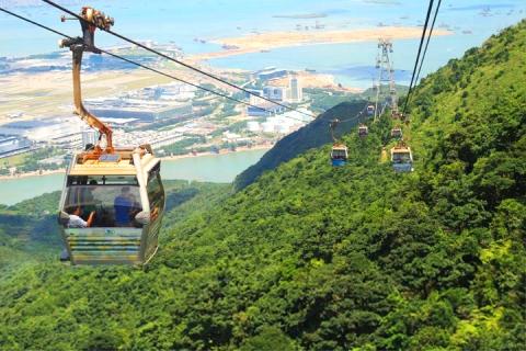 <海陆空>香港昂坪1天.双程标准缆车.直通巴士