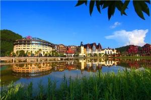 温泉-【温泉·休闲】河源2天*巴伐利亚庄园*四季花海*福源寺祈福*高级酒店