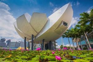 新加坡【移动-【尚·深度】新加坡5天*探索*心想狮城<中峇鲁街区+摩天组屋,如切+加东娘惹文化,国家美术馆,土生文化馆,环球影城,自由活动>